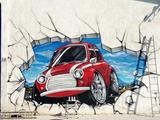 pintor decorador graffiti pintura - foto