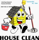 Mujer limpieza servicio doméstico Ibiza - foto