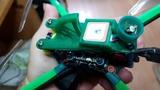 Dron de carreras profesional - foto