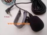 3m Microfono Jack 2.5mm Manos Libres - foto