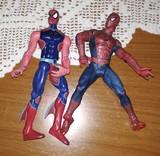 lote dos muÑecos spiderman - foto