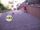 Hormigon impreso Santiago de compostela - foto