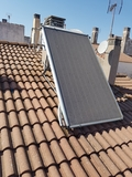 Tecnico en placas solares termicas para - foto