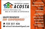 Acostareformas.es - foto