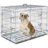 Jaula plegable perros- box cane 60 - foto