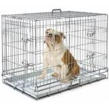 Jaula plegable perros- box cane 75 - foto