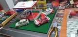 se fabrican carpas de rally scalextric - foto