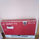 Vendo TV LG 43 pulgadas smart tv - foto