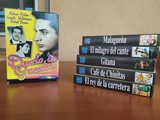 VHS | 5 películas COPLA ESPAÑOLA - foto
