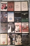 Cintas cassette rock - foto