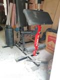 Maquina Completa de Pesas - gimnasio - foto