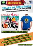 camisetas personalizadas - foto