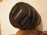 Objetivo canon 75-300mm semi-nuevo - foto
