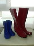 2 pares botas de agua - foto