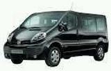 Alquiler furgoneta 9 plazas con chofer - foto