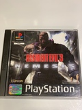 PS1 Resident Evil 3 NENESIS. Juego PSX - foto