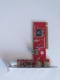 Tarjeta PCI USB - foto