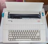 Maquina Escribir Carrera II AEG Olympia - foto