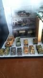 Colección de tanques y carros de combate - foto