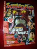 Screenfun nº 3  revista videojuegos nuev - foto