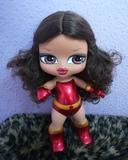 muñeca Bratz Babyz Super Hero yasmin - foto