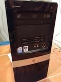 cpu pc hp dual core windows7 y office - foto
