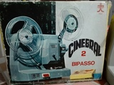 proyector cinebral 2 bipasso,super 8, - foto