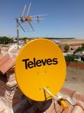 Antenista chozas de canales:668 83 84 15 - foto