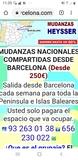 mudanzas nacionales Sabadell - foto