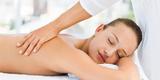 Masaje terapéutico antiestrés relajacion - foto