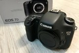 Equipo Canon 7D en perfecto estado - foto
