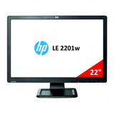 "Monitor hp le2201w led 22\"" panoramico - foto"