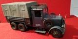 Camión PLAYMOBIL militar nazi - foto