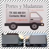 Portes # mudanzas # translados - foto