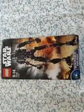 star wars, lego, robot imperial, 2k-250. - foto