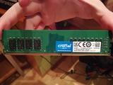 vendo memoria RAM 16 GB Crucial 2400Mhz - foto