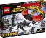 Lego 76084 Batalla final por Asgard - foto