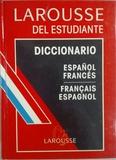 DICCIONARIO ESPAÑOL/ FRANCÉS.  LAROUSSE.  - foto