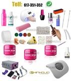 Kit uñas de gel Uv Pure Line Plus 3 - foto