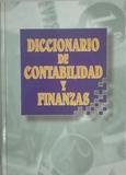 DICCIONARIO DE CONTABILIDAD Y FINANZAS.  - foto