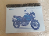 VENDO MANUAL  SUZUKI V STROM 650 CON ABS - foto