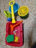 juguetes playa/parque - foto