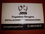 CARPINTERO-CERRAJERO  ( reparaciones ) - foto