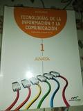 LIBRO 1 BTO.  TECNOLOGIA - foto