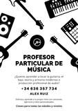 CLASES GUITARRA ELÉCTRICA CURSO 19/20 - foto
