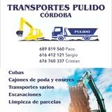 Contenedores y Excavaciones Pulido - foto