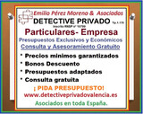 Detectives en valencia infidelidades - foto