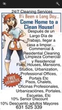 commercial and residential cleaning serv - foto