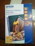 Papel fotográfico Epson - foto