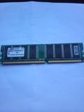 Memoria ram 1gb ddr 400 pc 3200 kingston - foto